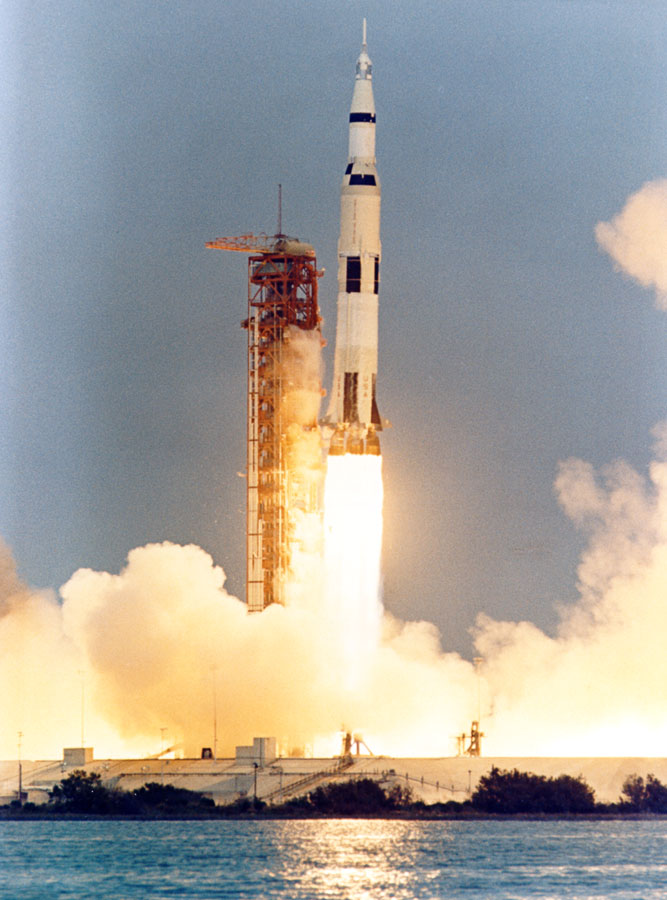 Apollo 13,launch,High Eagle