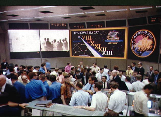 Apollo 13,Mission Control Center,High Eagle